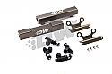DeatschWerks Top Feed Fuel Rail Upgrade Kit w/ 1000cc Injectors Subaru WRX 2002-14 & STi 2007-15