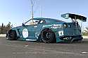 GReddy Rocket Bunny Wide-Body Aero Kit w/ Wing Nissan GT-R 2009-15
