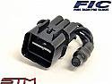 FIC Resistor Pack Delete Plug Mitsubishi Evolution VIII & IX 2003-06