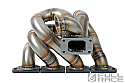 Full-Race T3 ProStreet Turbo Manifold Mitsubishi Evolution VIII & IX 2003-07