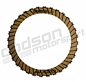Dodson Clutch Friction Small Mitsubishi Evolution X 2008-14