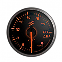 STRi DSD Amber 60mm Exhaust Temp Gauge