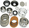 Dodson Promax + Alloy Pistons 12 Plate Clutch Kit 1500ft/lbs Nissan GT-R 2009-18