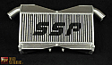 SSP Large Front Mount Intercooler Nissan GT-R 2009-17