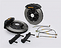 AP Racing 6-Piston Front Slotted RT Big Brake Kit Infiniti G35 2007-08 & G37 2008-12