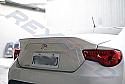 Rexpeed TRD Style FRP Trunk Spoiler Subaru BRZ / Scion FR-S 2013-15