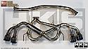 HKS Legamax Premium Flux Welded Exhaust Nissan GT-R 2009-17