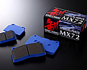 Endless MX72 Rear Brake Pads Infiniti G37 2008-12