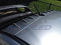 Rexpeed Flat Roof Painted Vortex Generator Mitsubishi Evolution X 2008-14