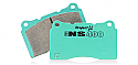 Project Mu Brake Pads NS400 -Rear- Mitsubishi Evolution X 2008-14