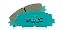 Project Mu Brake Pads N1 -Rear- Sport Pkg. Nissan 370Z 2009-15