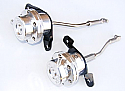 Forge Motorsport Pair of Piston Actuators Nissan GT-R 2008-17