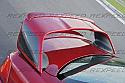 Rexpeed V-Style Painted Gurney Flap Mitsubishi Evolution X 2008-14