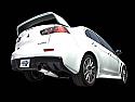GReddy Revolution RS Exhaust Mitsubishi Evolution X 2008-14