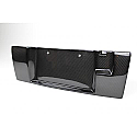 APR Carbign Craft Carbon Fiber Nissan GTR R35 License Plate Backing 2012-16