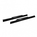 Seibon OEM-style carbon fiber side skirts for 2009-2012 Nissan GTR