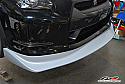 AJRC FRP Front Lip Nissan GT-R 2009-16