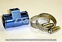 Greddy Radiator Hose Adapter with Temp Gauge Fitting