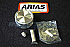 Arias Extreme Duty Piston Set Infiniti G35 2003-2006