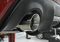 "Perrin 4.0"" Dual Wall Exhaust Tips Subaru BRZ / Scion FR-S 2013-15"