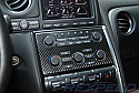 Rexspeed AC Panel Cover Nissan GT-R 2008-16