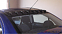 Rexpeed SS Carbon Vortex Generator Mitsubishi Evolution X 2008-14