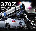 TOMEI Expreme TI Full Titanium Muffler - Nissan 370Z