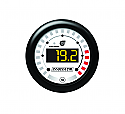 Innovate Motorsports MTX-D Dual Function Boost / Shift Light Gauge 52mm