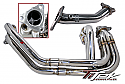 TiTek Unequal Length Header & Up Pipe Subaru WRX & STi 2002-14
