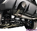 "Fullblown Motorsports 3"" Dual Exhaust Ford Focus RS 2016 - 2017"