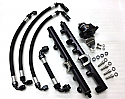 Buschur Racing GT-R Fuel Rail/Regulator Kit