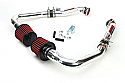 Stillen Generation 3 Ultra Long Tube Dual Intake Kit With DRY FILTER Nissan 370Z 2009-Present