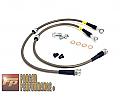 Stoptech Stainless Steel Brake Lines Front Subaru BRZ / Scion FR-S