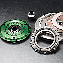 OS Giken Twin Disc Clutch w/ Softer Diaphragm Infiniti G37 (VQ37VHR)