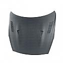 Seibon ES-style DRY CARBON hood for 2009-2016 Nissan GTR