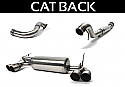 Perrin Cat-Back Exhaust System - Hatch - Subaru WRX 2011-14 & STi 2008-14