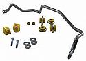 Whiteline Heavy Duty 20mm Blade Adjustable Rear Swaybar BMW E46 M3 & 3 Series