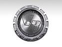 Volk Racing Formula Type Center Cap