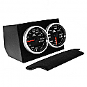 ATI vPod Gauge Pod 60mm Double Nissan 370z w/out NAV 2009-12