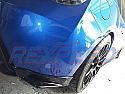 Rexpeed STI Style Carbon Rear Bumper Extensions Subaru BRZ / Scion FR-S 2013-15