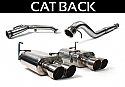 Perrin Cat-Back Exhaust System - Sedan - Subaru WRX & STi 2011-15
