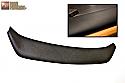 TiTek Front Carbon Grille - Matte - Nissan GT-R 2009-16