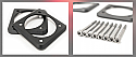Alpha Performance AMS Alpha GTR Throttle Body Isolator Kit