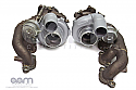 AAM Competition GT900-R 1000HP GT-R Turbocharger Upgrade 2009-17
