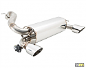 Mountune Axle Back Exhaust Ford Focus RS 2016 - 2017