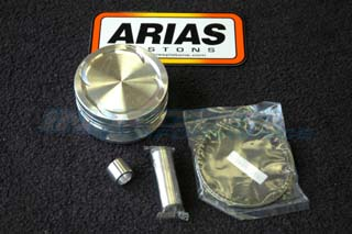Arias Extreme Duty Piston Set Nissan 350Z 2003-2006