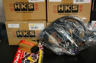 HKS Twin Power DLI II Nissan 350Z 2003-2008