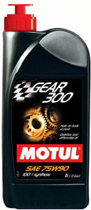 Motul Gear300 75W-90 Gear Oil 1 L