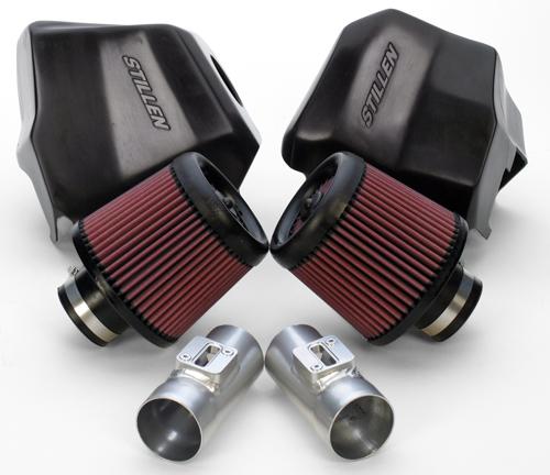 Stillen Twin Intake Dual Filters Nissan 350Z 2007-2008