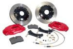 StopTech Big Brake Front Kit 4 Piston 332mm Nissan 350Z 2003-2005